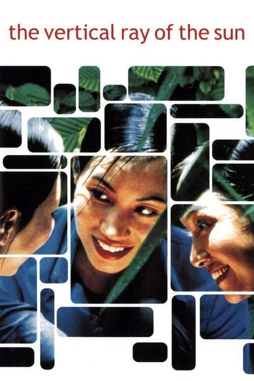 movie cover - A La Verticale De L