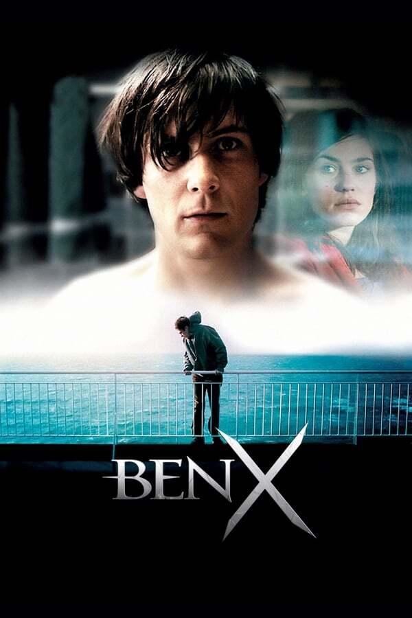 movie cover - Ben X