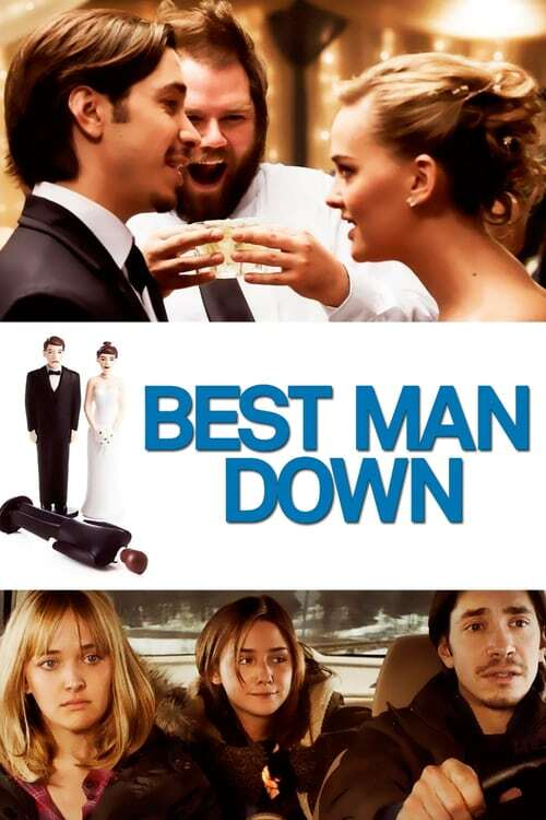 movie cover - Best Man Down