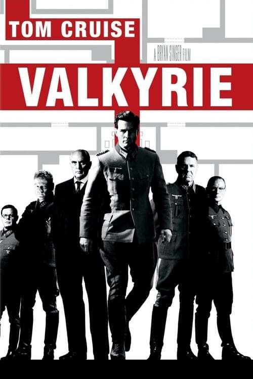 movie cover - Valkyrie