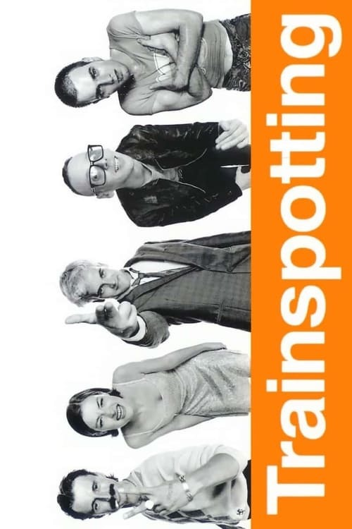 movie cover - Trainspotting