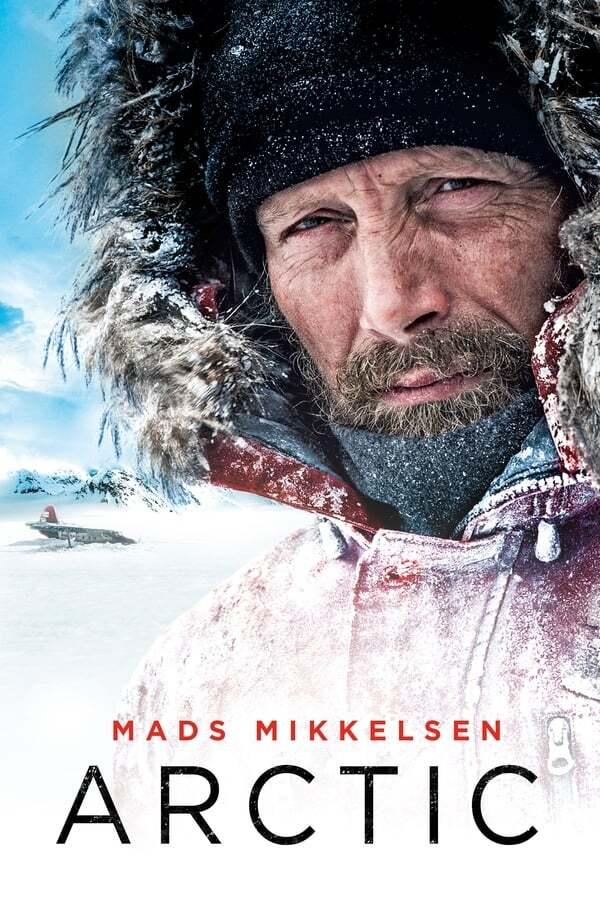 movie cover - Arctic
