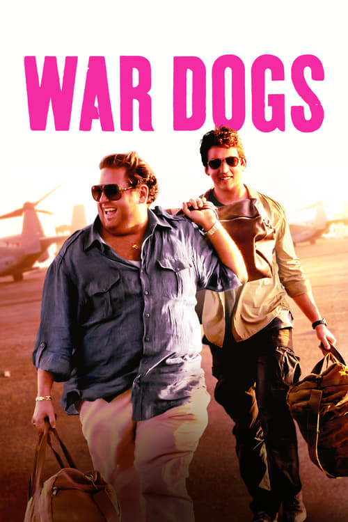 movie cover - War Dogs