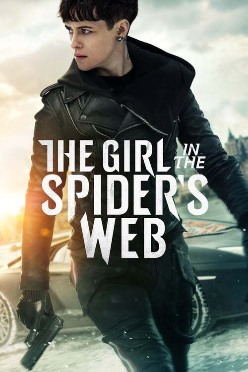 movie cover - The Girl in the Spider