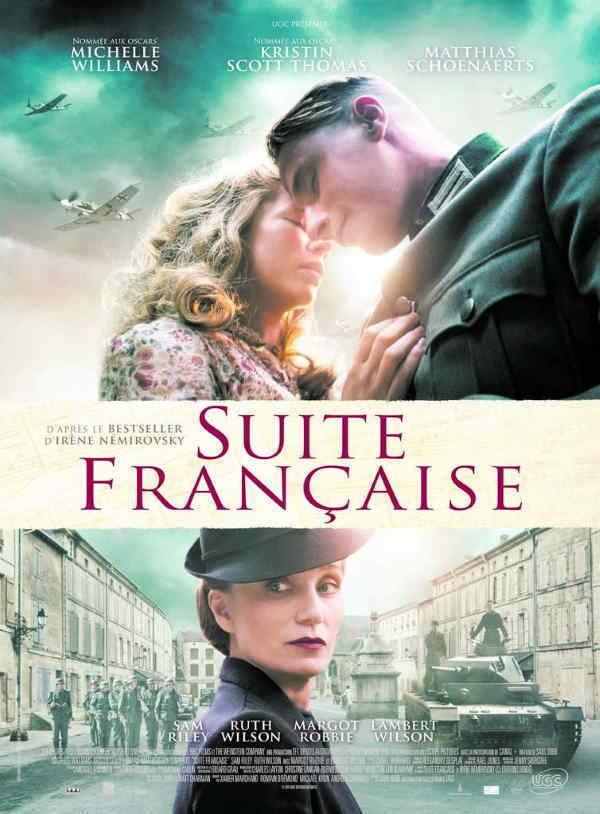 movie cover - Suite Française