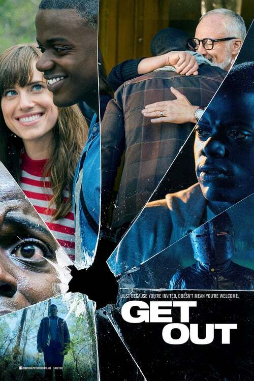 movie cover - Get Out