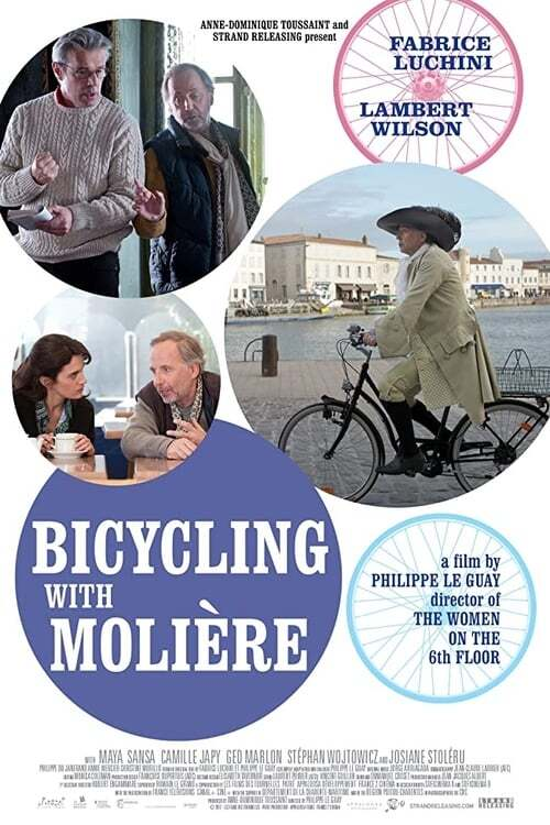 movie cover - Alceste à Bicyclette