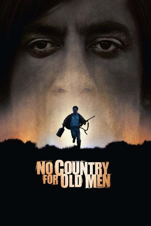 movie cover - No Country For Old Men