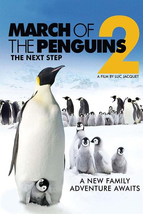 movie cover - March of the Penguins 2: The Call