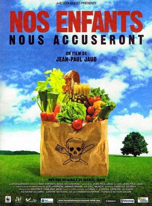 movie cover - Nos Enfants Nous Accuseront