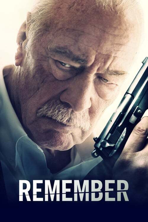 movie cover - Remember