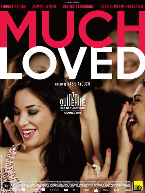 movie cover - Much Loved
