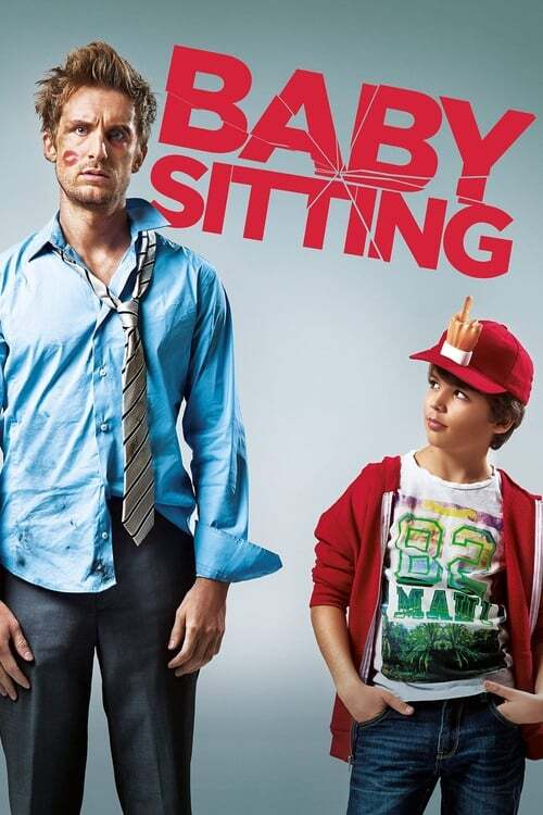 movie cover - Babysitting