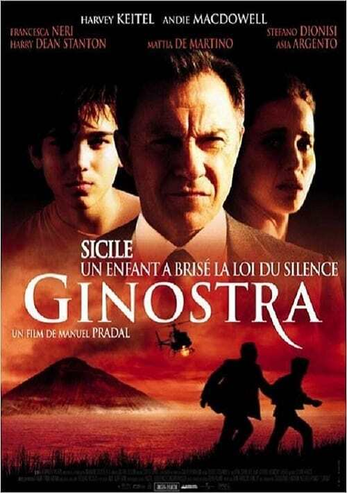 movie cover - Ginostra