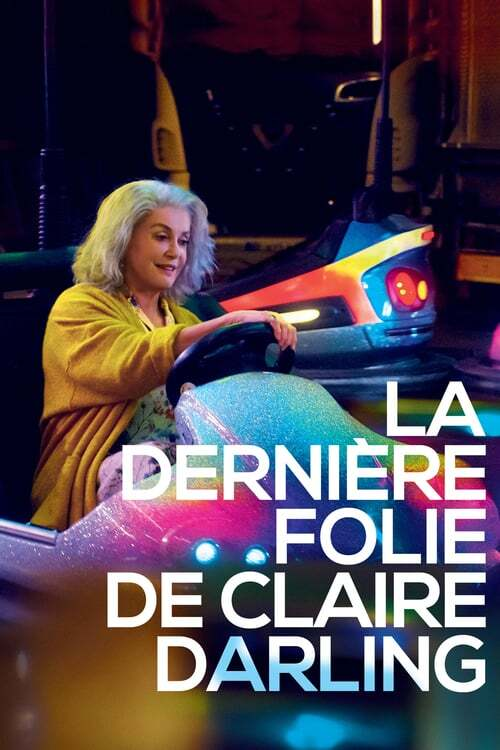 movie cover - La dernière folie de Claire Darling