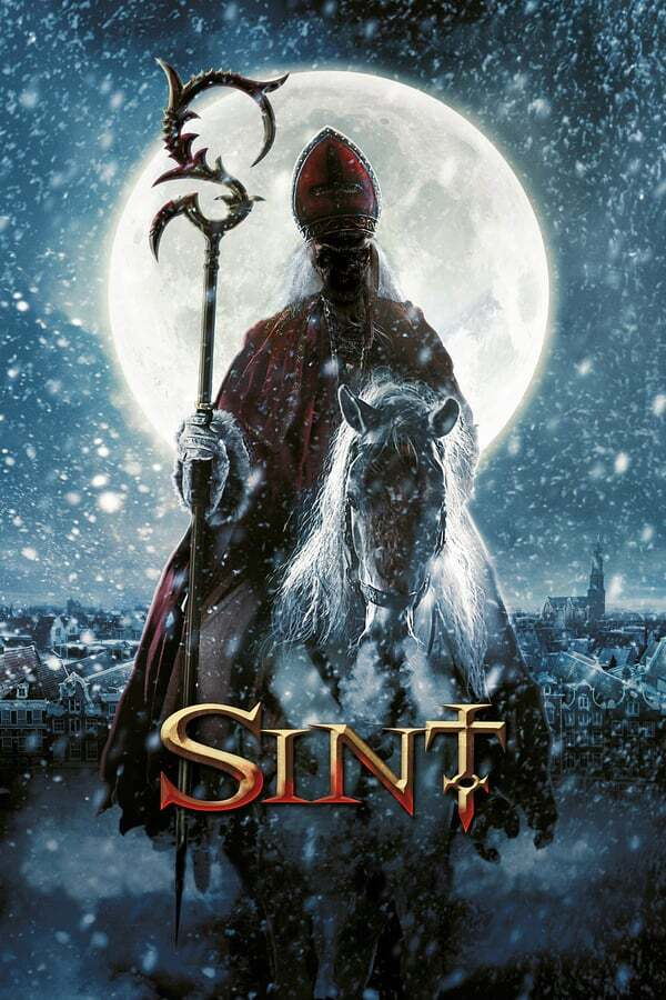 movie cover - Sint