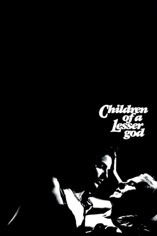 movie cover - Children Of A Lesser God