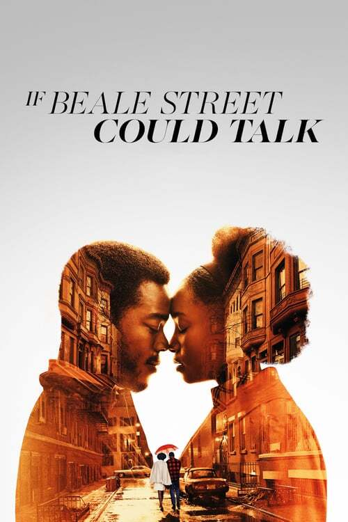 movie cover - If Beale Street Could Talk