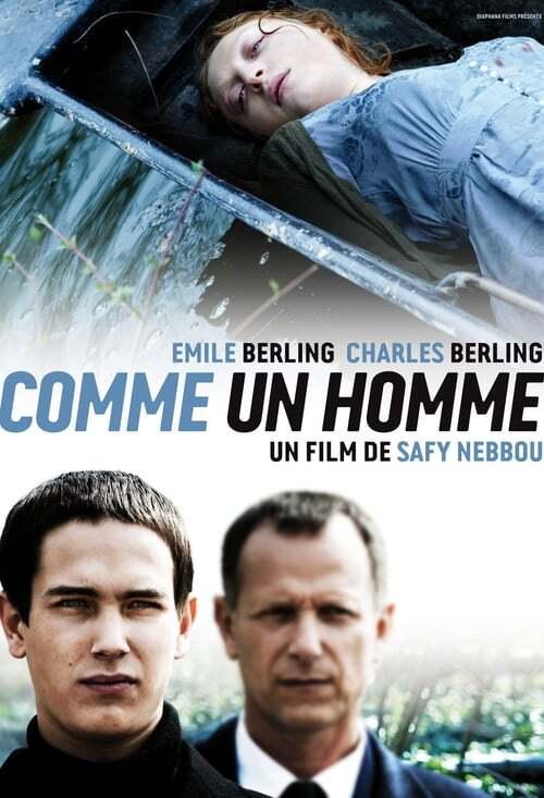 movie cover - Comme Un Homme