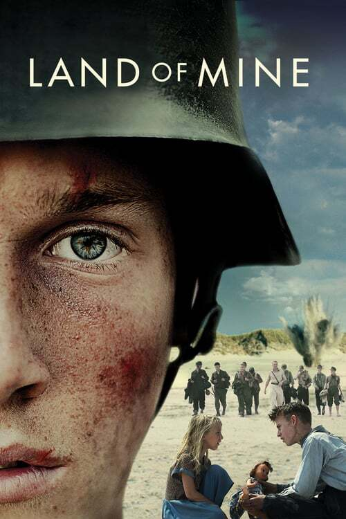 movie cover - Land of Mine
