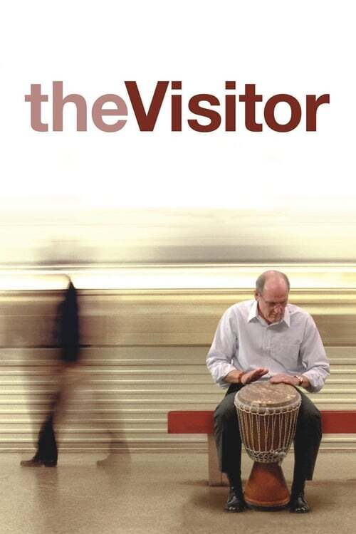 movie cover - The Visitor