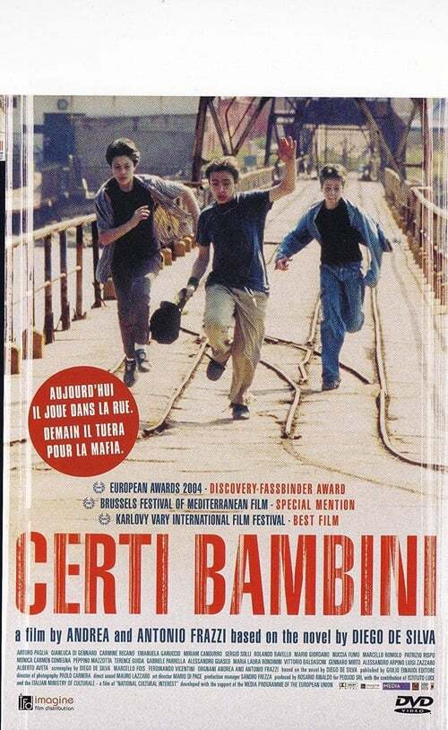 movie cover - Certi Bambini
