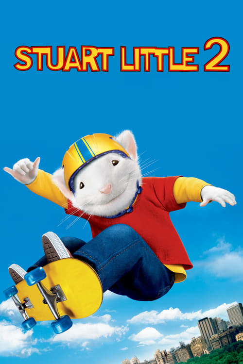 movie cover - Stuart Little 2