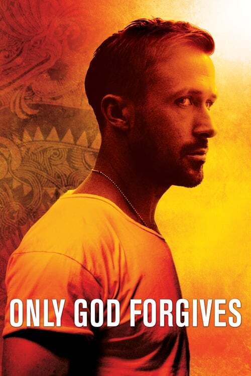 movie cover - Only God Forgives