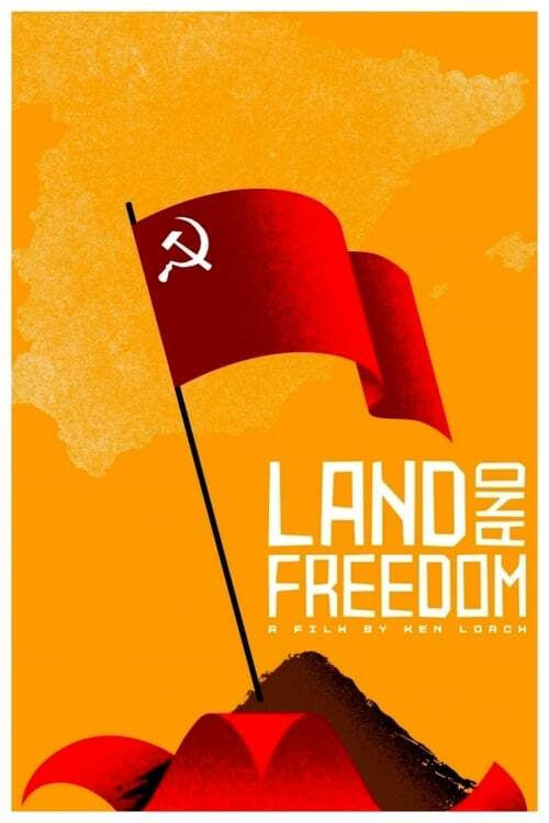 movie cover - Land And Freedom