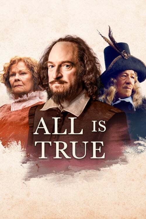 movie cover - All Is True