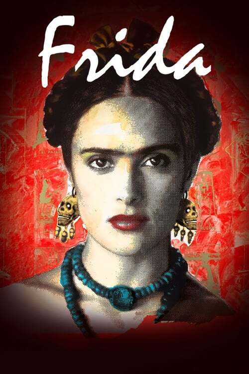 movie cover - Frida