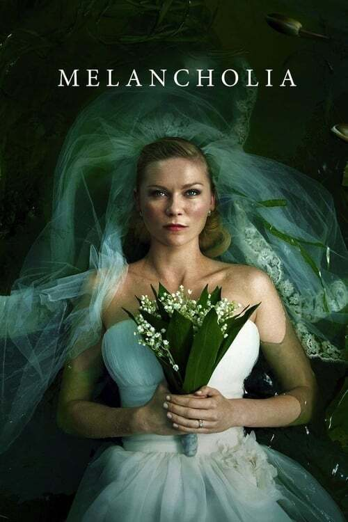 movie cover - Melancholia