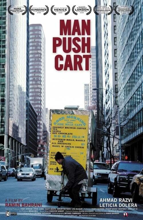 movie cover - Man Push Cart