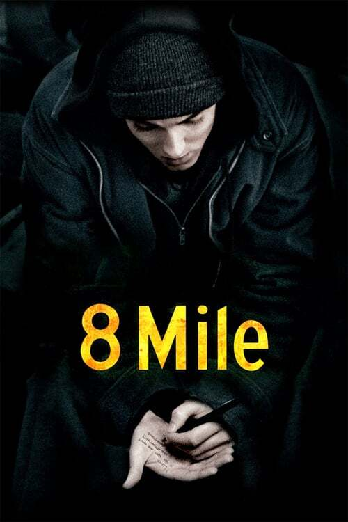 movie cover - 8 Mile