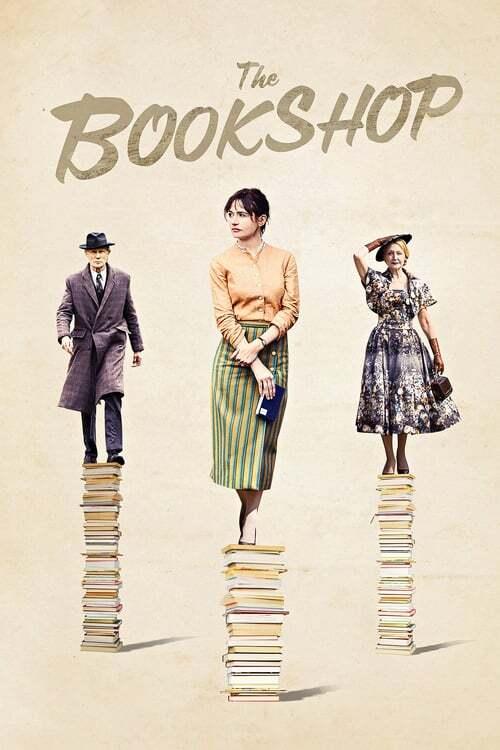 movie cover - The Bookshop