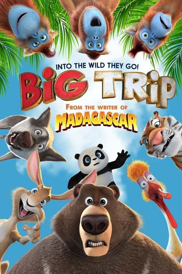 movie cover - Big Trip
