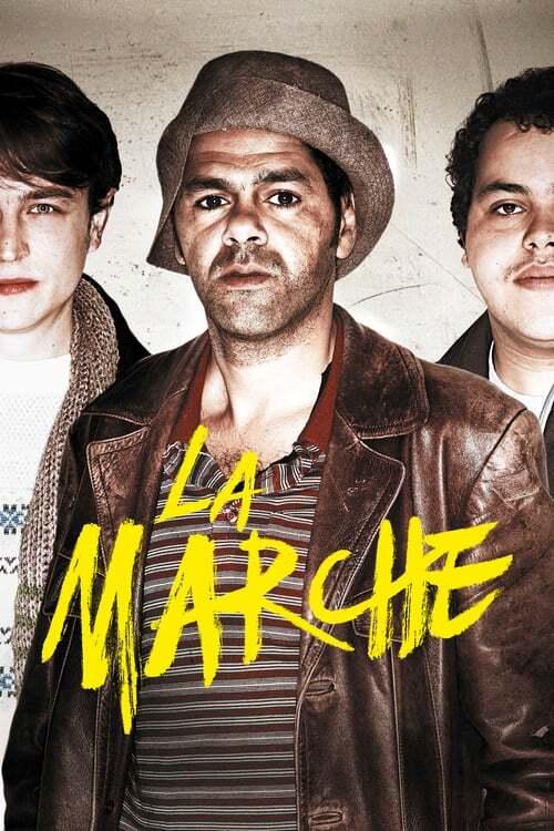 movie cover - La Marche