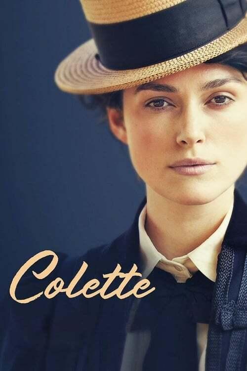 movie cover - Colette