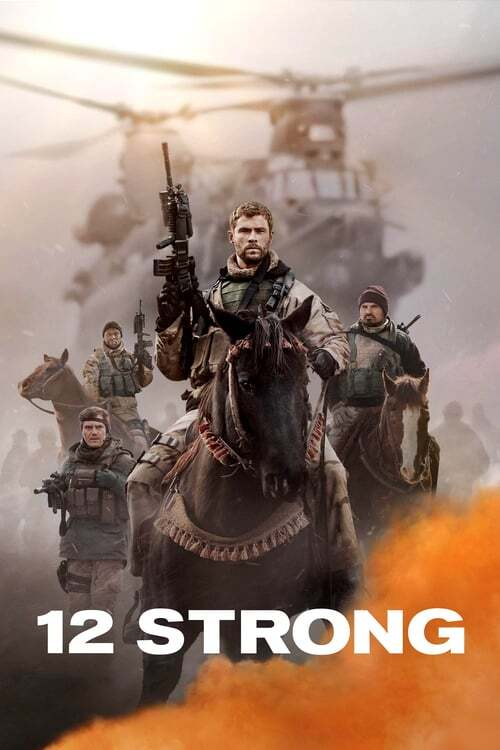 movie cover - 12 Strong