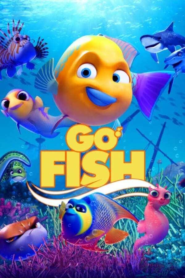 movie cover - Go Fish