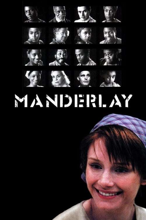 movie cover - Manderlay