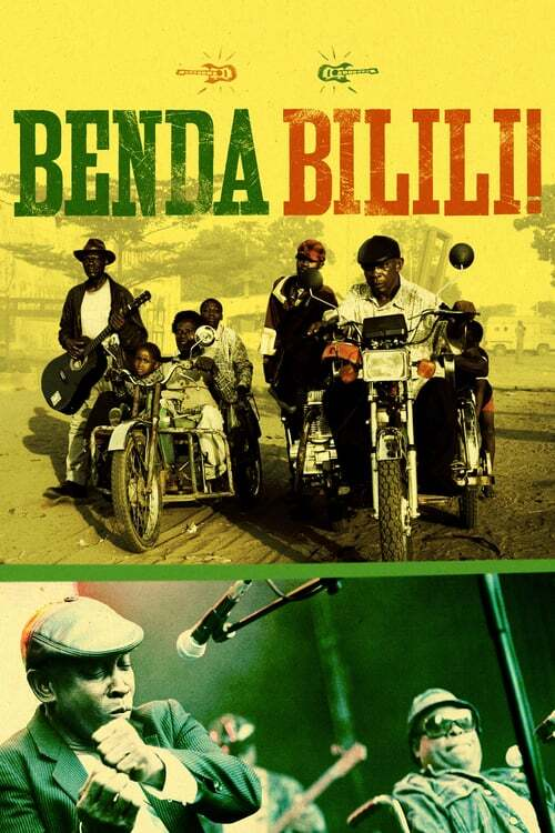 movie cover - Benda Bilili!