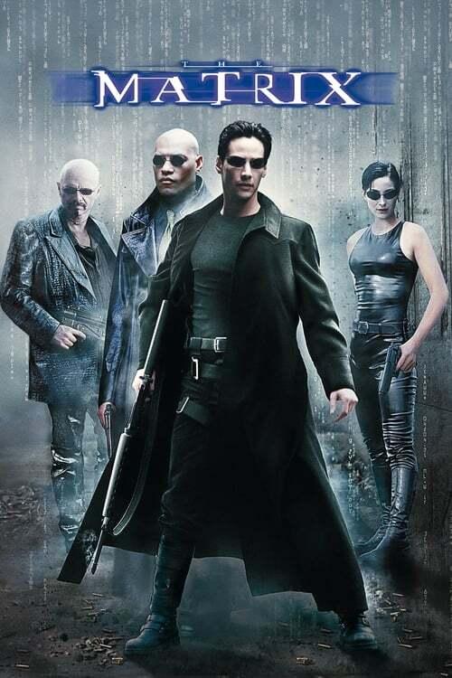 movie cover - The Matrix
