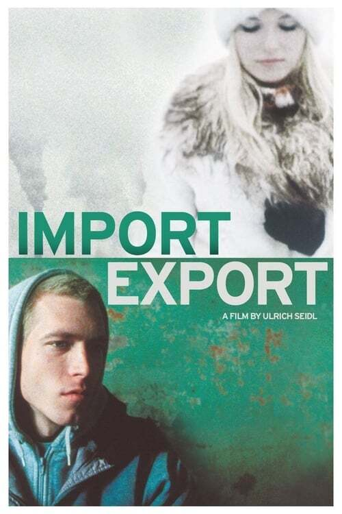 movie cover - Import Export