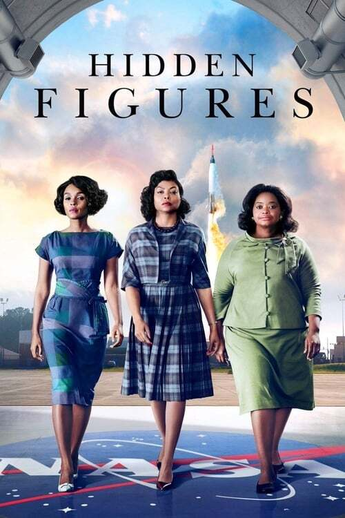 movie cover - Hidden Figures