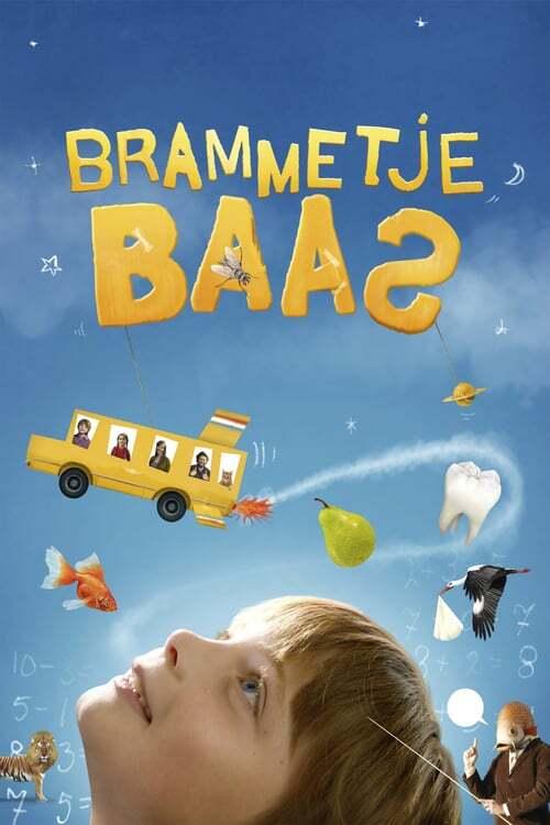 movie cover - Brammetje Baas