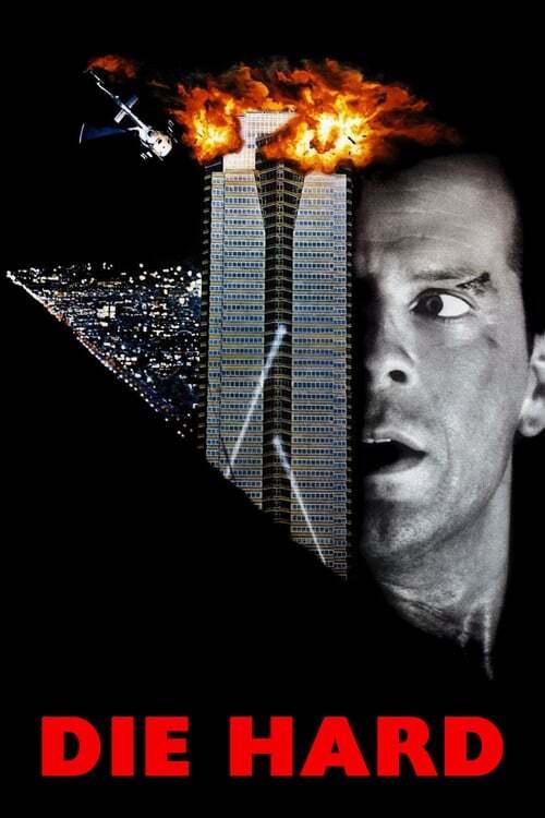movie cover - Die Hard