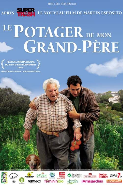 movie cover - Le Potager de Mon Grand-Père