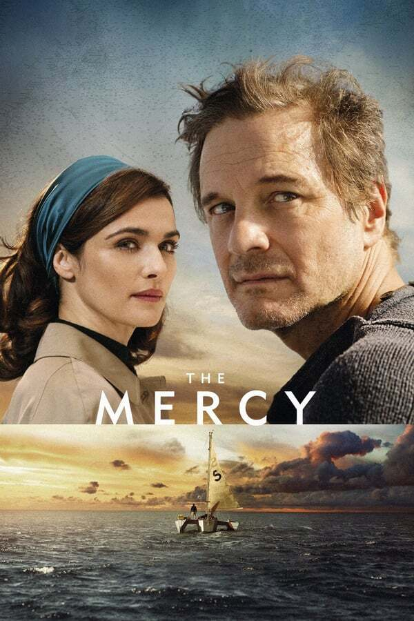 movie cover - The Mercy