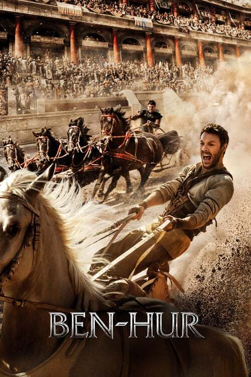 movie cover - Ben-Hur
